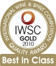 'The International Wine and Spirit Competition 2010 Gold (Best in Class)
