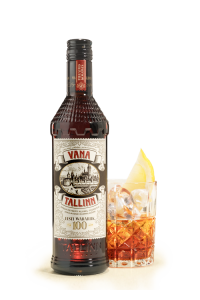 Vana Tallinn Eesti 100, 40%  500ml - Limitierte Sonderedition