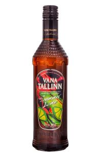 Vana Tallinn Summer Lime 35%, 500ml