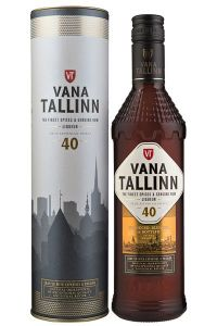 Vana Tallinn 40%, 500 ml in Tube