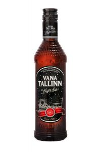 Vana Tallinn Winter Spice - Rum-Likör 35%, 500 ml