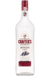 Crafters Gin 38%, 1000 ml