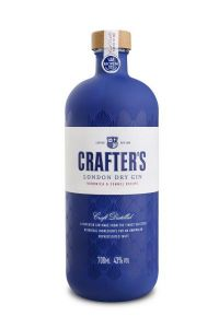 Crafters London Dry Gin 43%, 700 ml