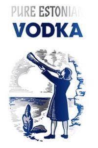 Viru Valge Vodka 40%, 2 L BAG-IN-BOX (BiB)