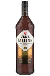 Vana Tallinn Liköör 40%, 1000 ml