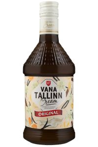 Vana Tallinn Original Cream Liqueur 16%, 500 ml
