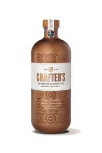 Crafter´s Aromatic Flower Gin, 44,3%, 700ml