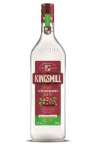 Kingsmill Lingonberry Gin 38%, 500 ml