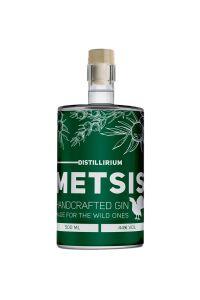 Metsis Handcrafted Gin 44% 500ml