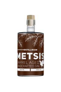 Metsis Barrel Aged (Fassgereift) Gin 44% 500ml